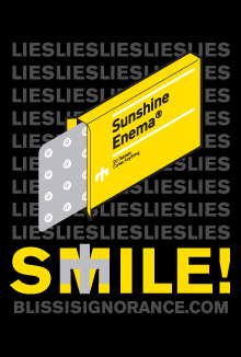 sunshine enema graphic